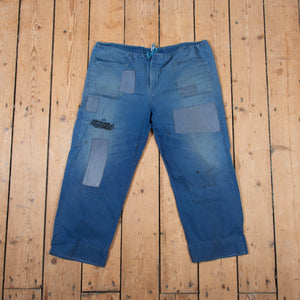Patched HBT Work Pant No. 1