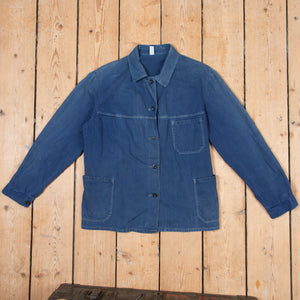 Faded Blue Workers Jacket No. 1