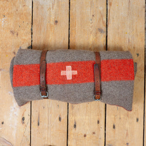 Swiss Army Wool Blanket