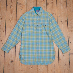 Pendleton Blue Green Check Shirt