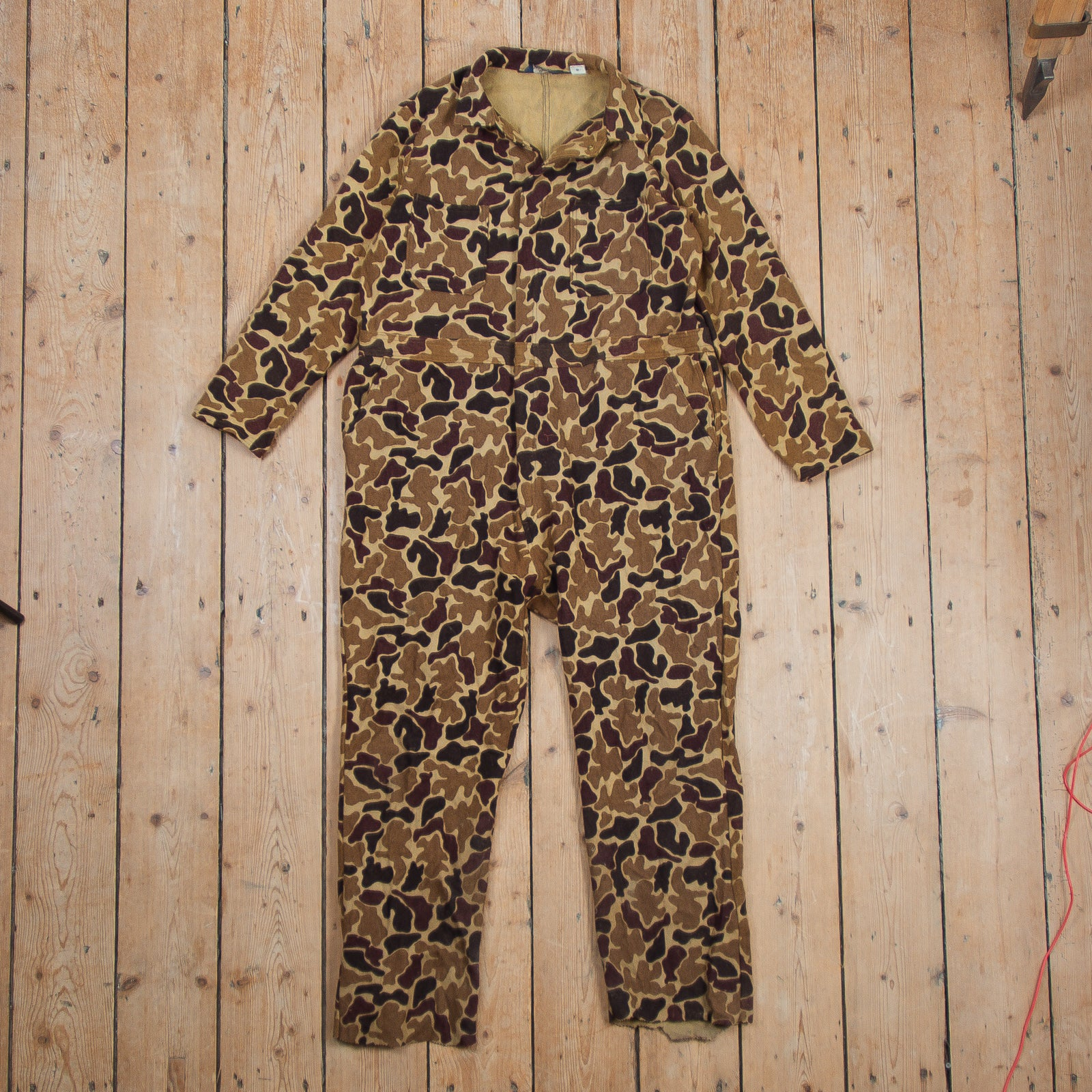 Woolrich Duck Hunter Wool Coverall