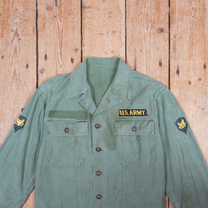 U.S. Army Korea War Fatigue Shirt