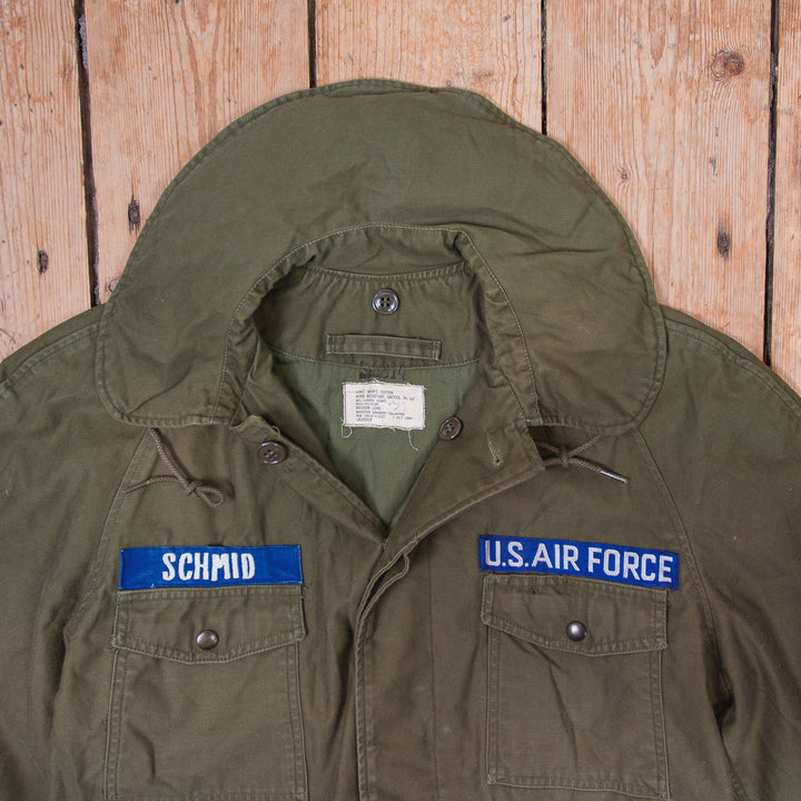 U.S. Air Force Parka Schmid – Concrete Matter