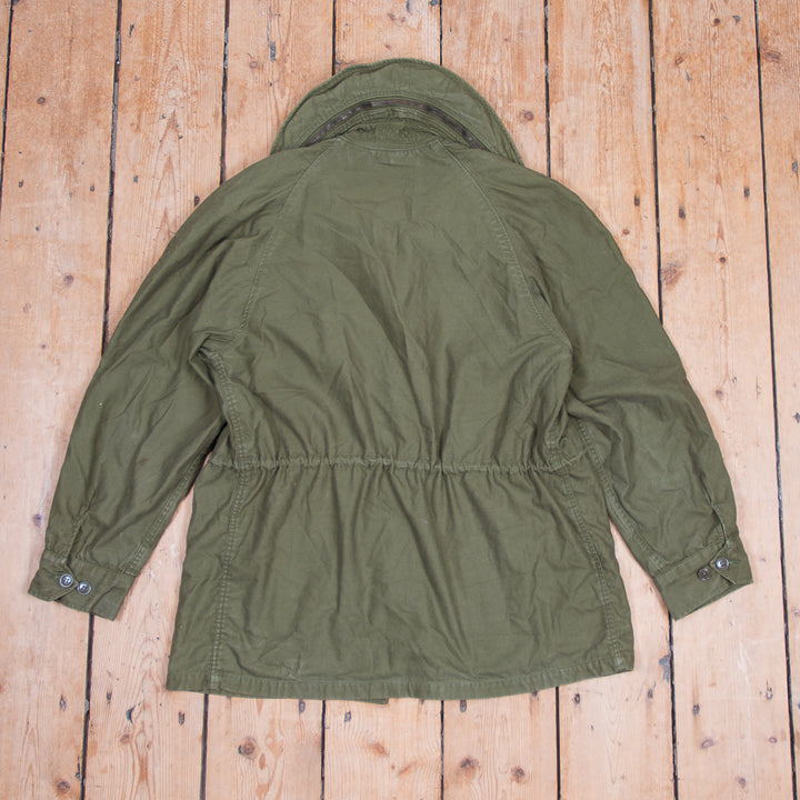 U.S. Air Force Parka Schmid