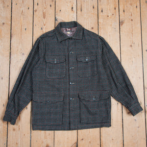 Woolrich Dark Wool Jacket