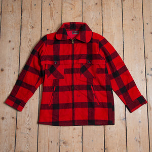 Johnson Checkered Coat