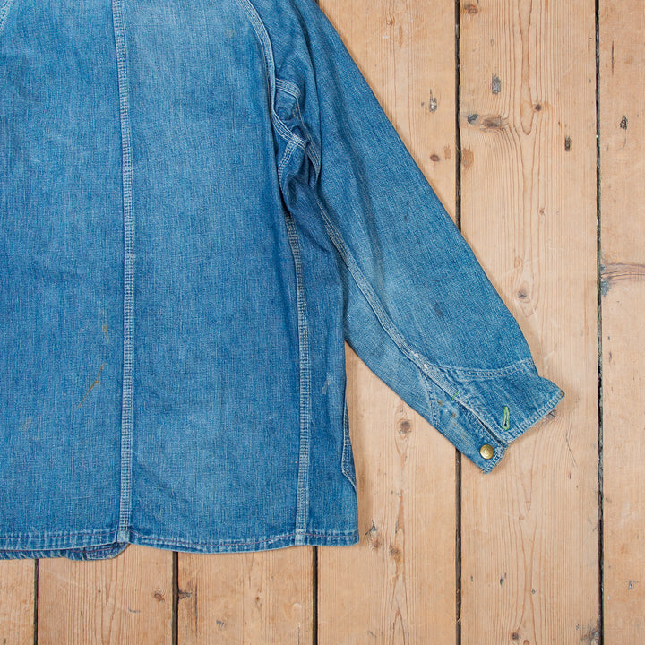 Duck Head Denim Chore Coat