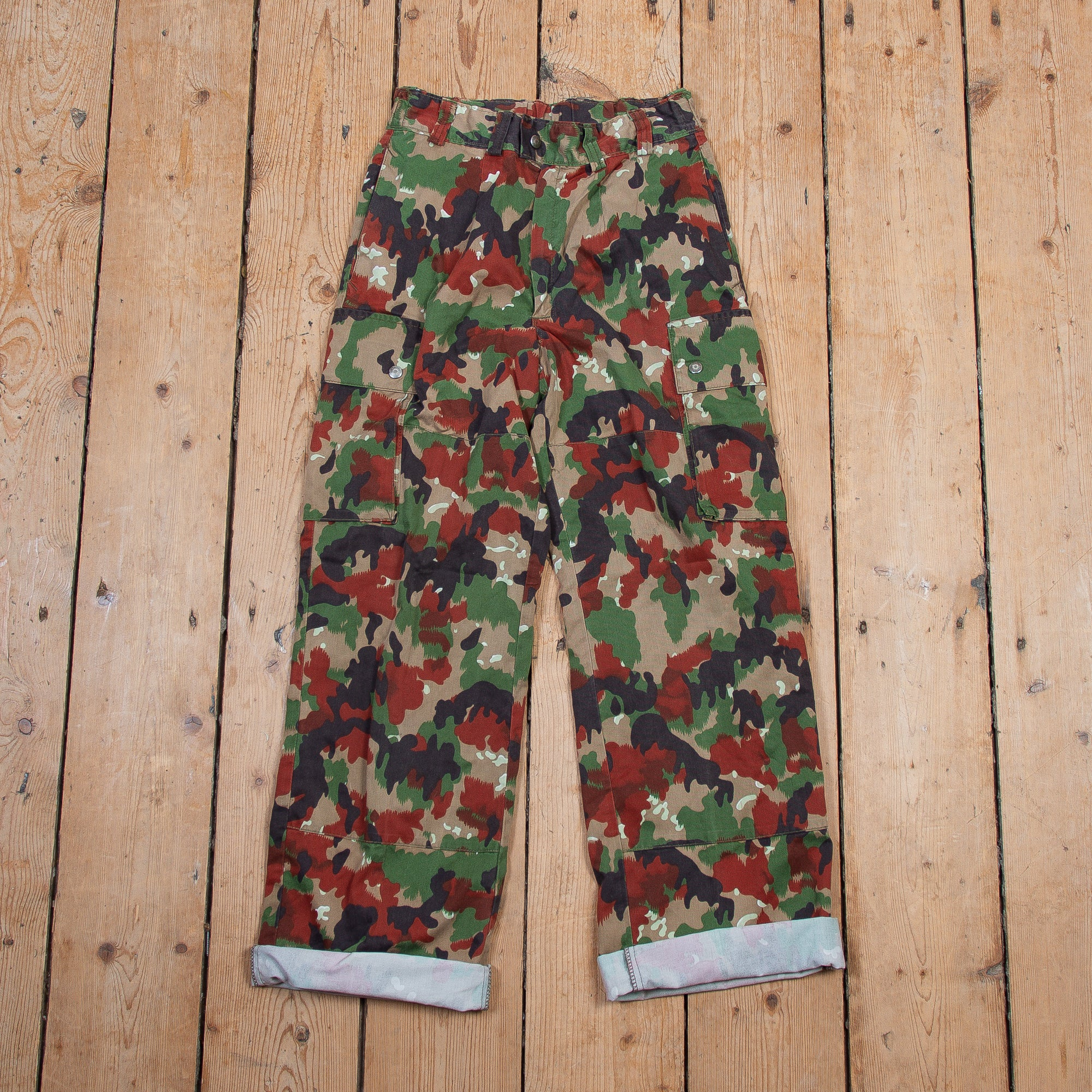 Swiss Alp Camo Pants