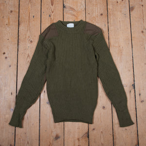 Dutch Army Wool Jumper