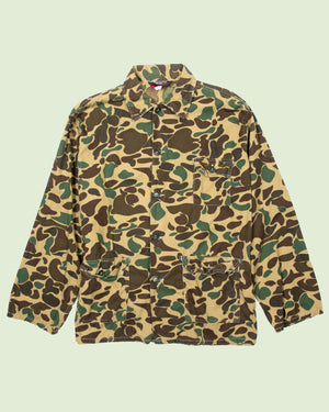 Duckhunter Camo Shirt Tesco