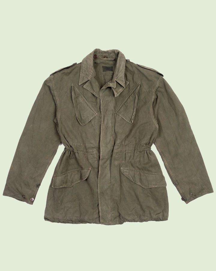 Dutch Army Field Coat (L)