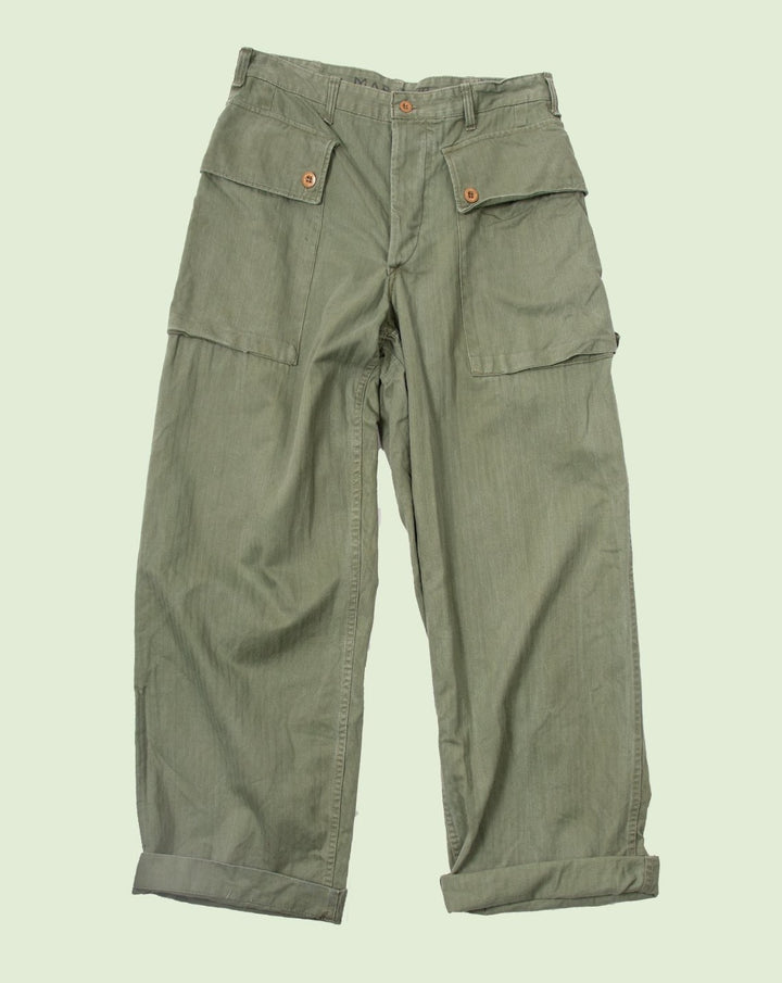 Dutch Marines HBT Pants (W30)