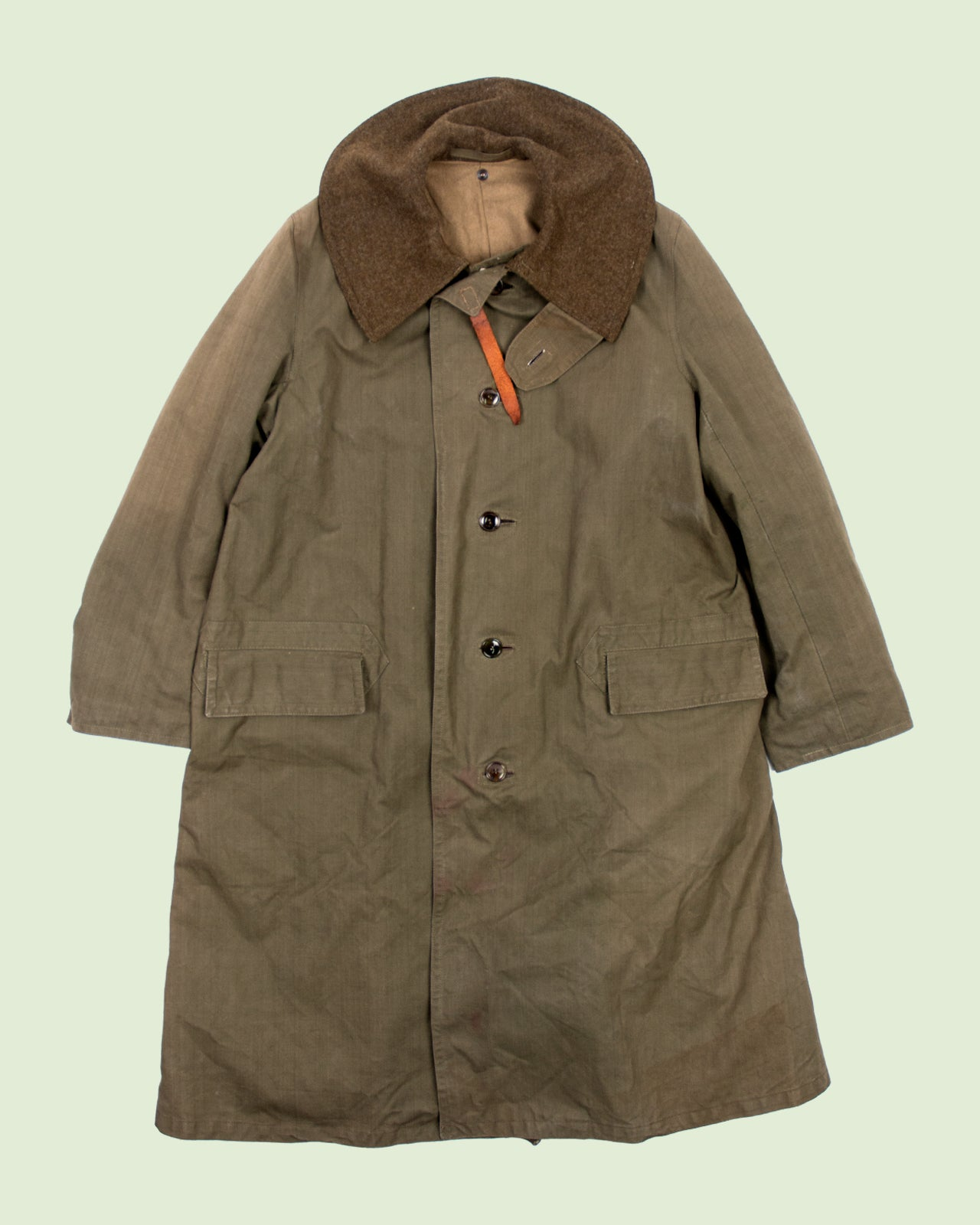 Dutch Jeep Coat (XXL)
