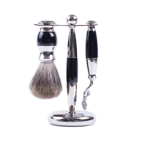 Edwin Jagger Set Black