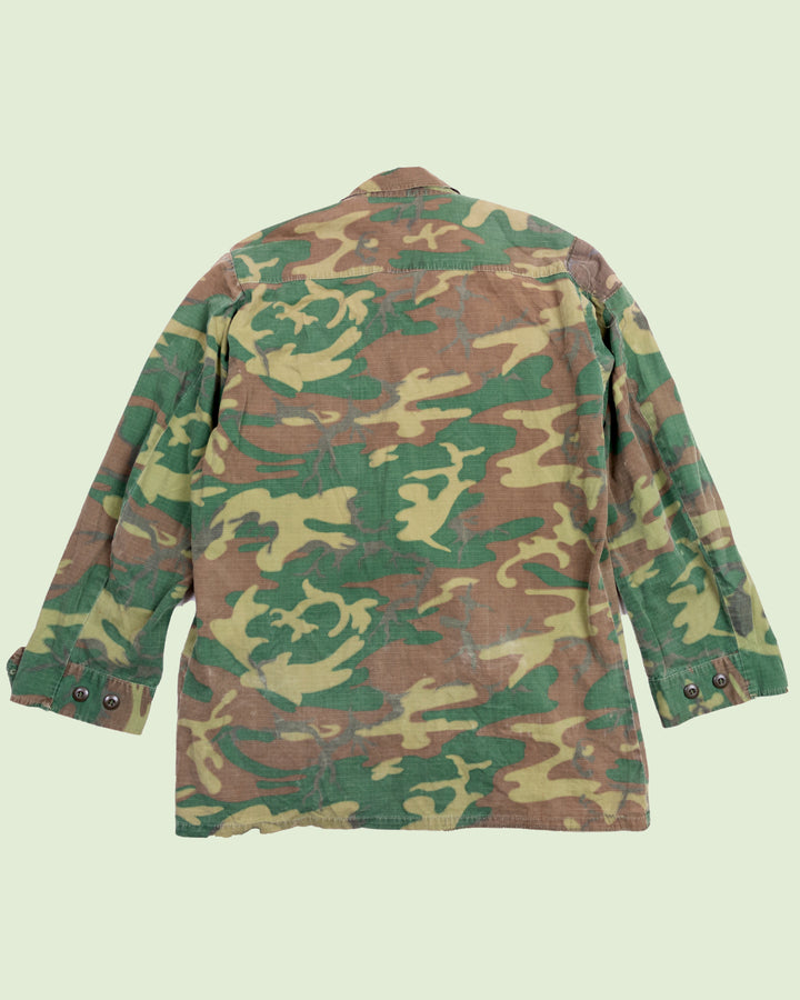 E.R.D.L. Camo Jungle Jacket (XL)