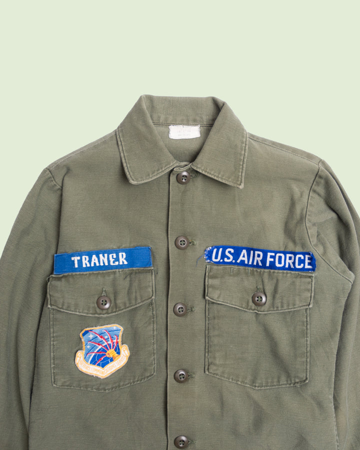 US Air Force OG-107 Sateen Shirt (XS)