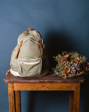 French Army Backpack small