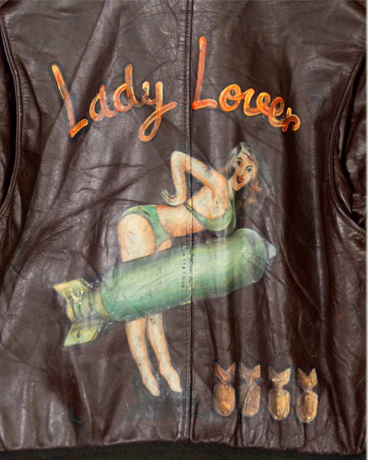 G-1 Flight Jacket Lady Lover (L)