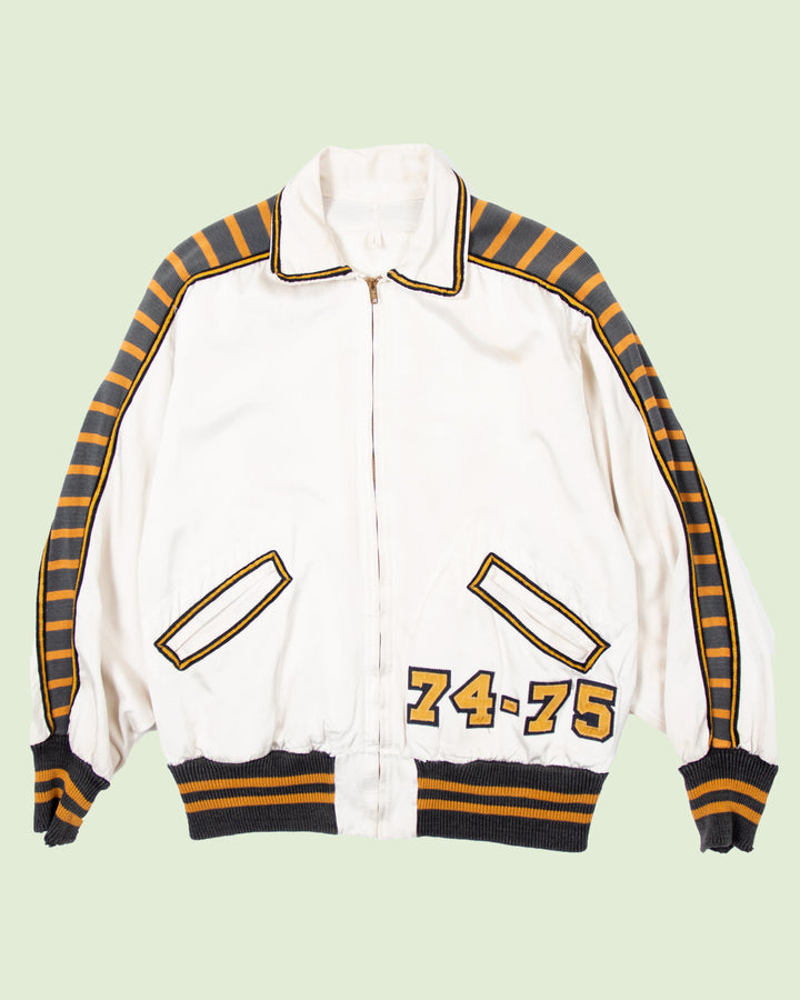 Varsity Jacket Golden Sandies (M)