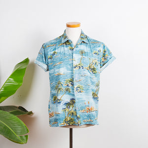 Canoes Hawaii Shirt