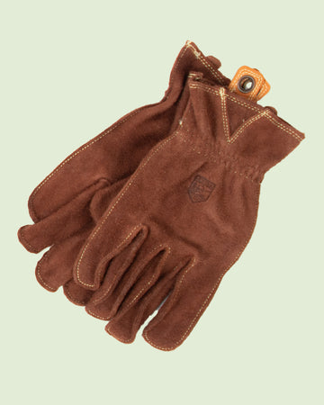 Hestra Oden Brown Gloves