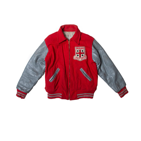 Crusaders Varsity Jacket