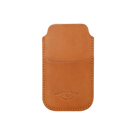 Atelier de l'Armée iPhone 6 en 7 Case Tan