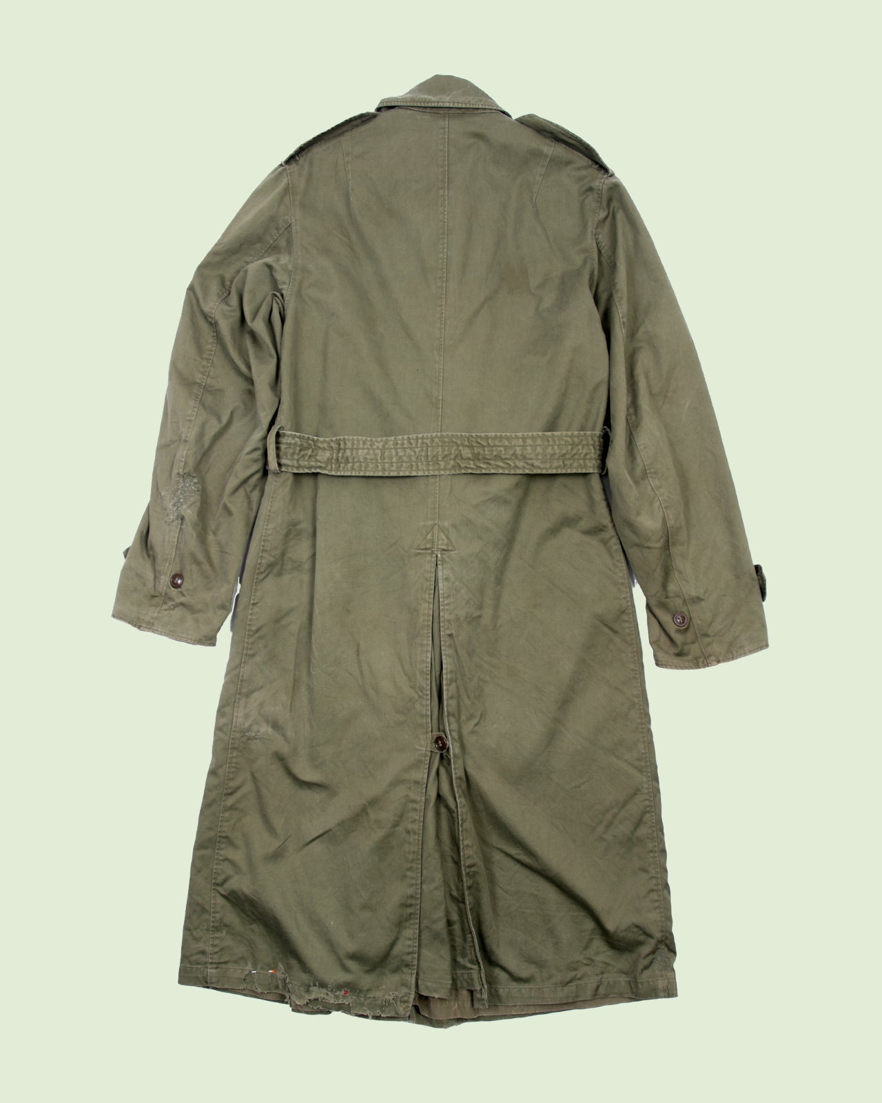 US Army Trenchcoat  (L)