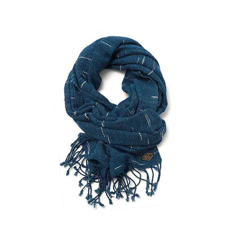Indigo People Scarf - Kuzuki