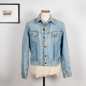 Lee Faded Denim Jacket