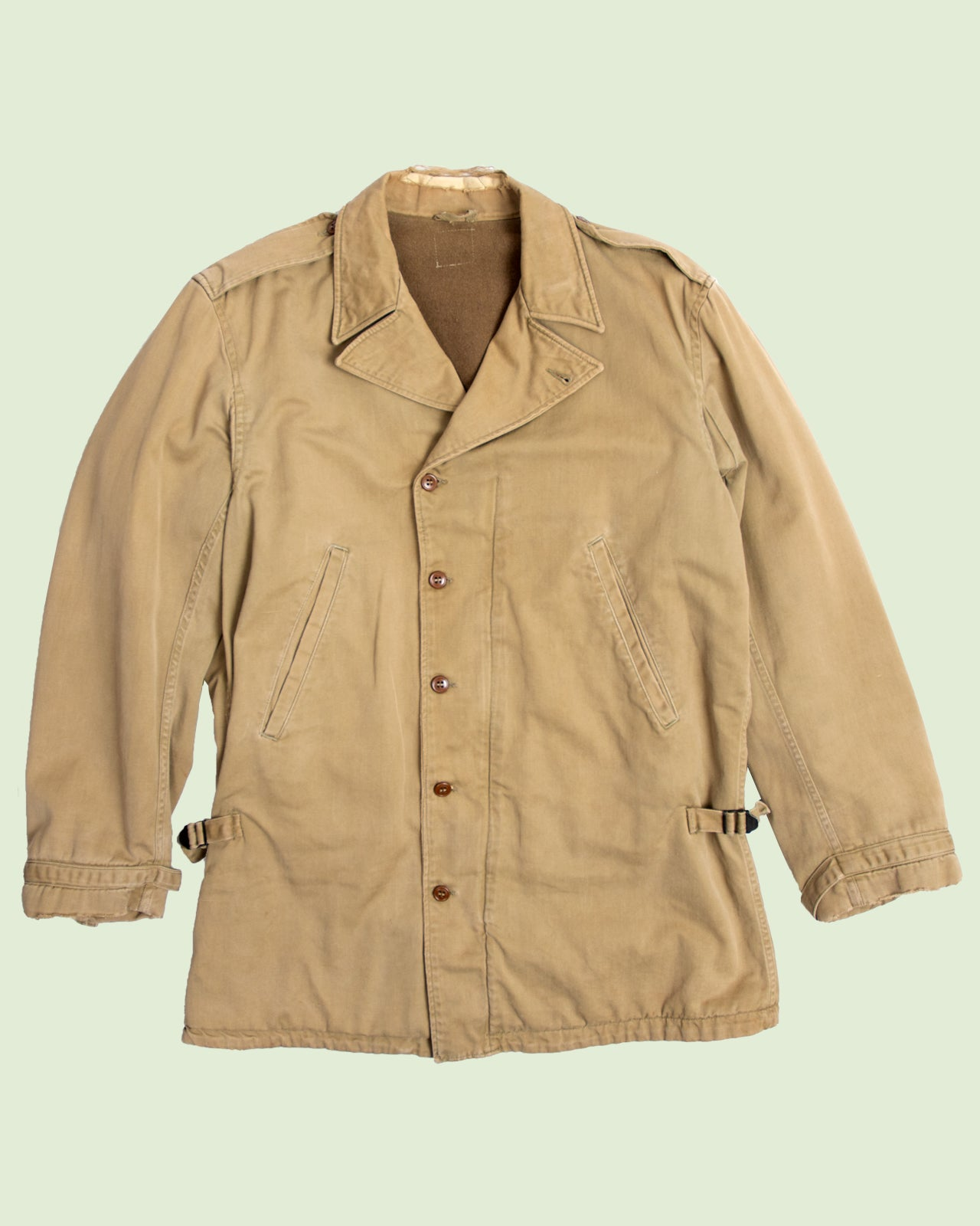 M-41 Field Jacket Long (S)