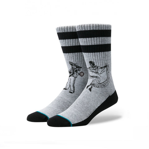 Stance Socks Flamenco Grey