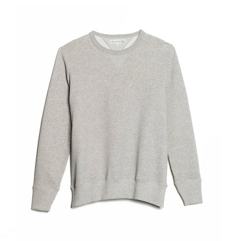 346 Crew Neck Sweatshirt Gray