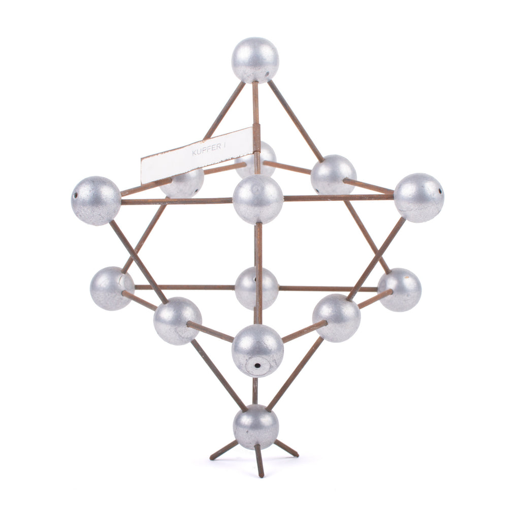 Molecular Model Copper