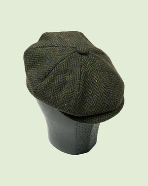 Newsboy Cap Forest