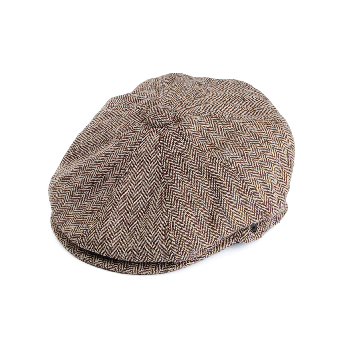 Newsboy Cap Brown