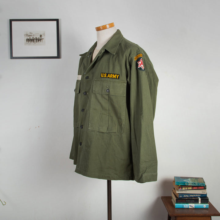 P-43 HBT Shirt Greene