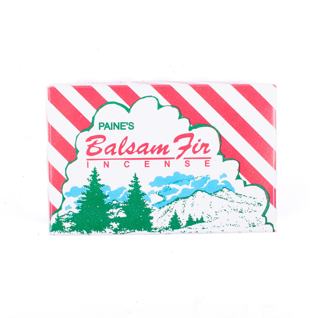 Balsam Fir Red