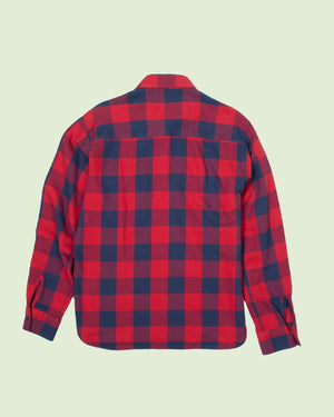 1943 CPO Shirt Ontario Red