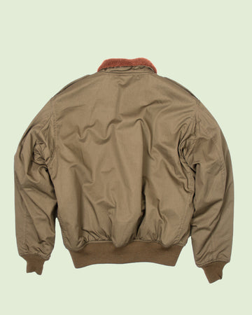 1943 B10 Flight Jacket Olive