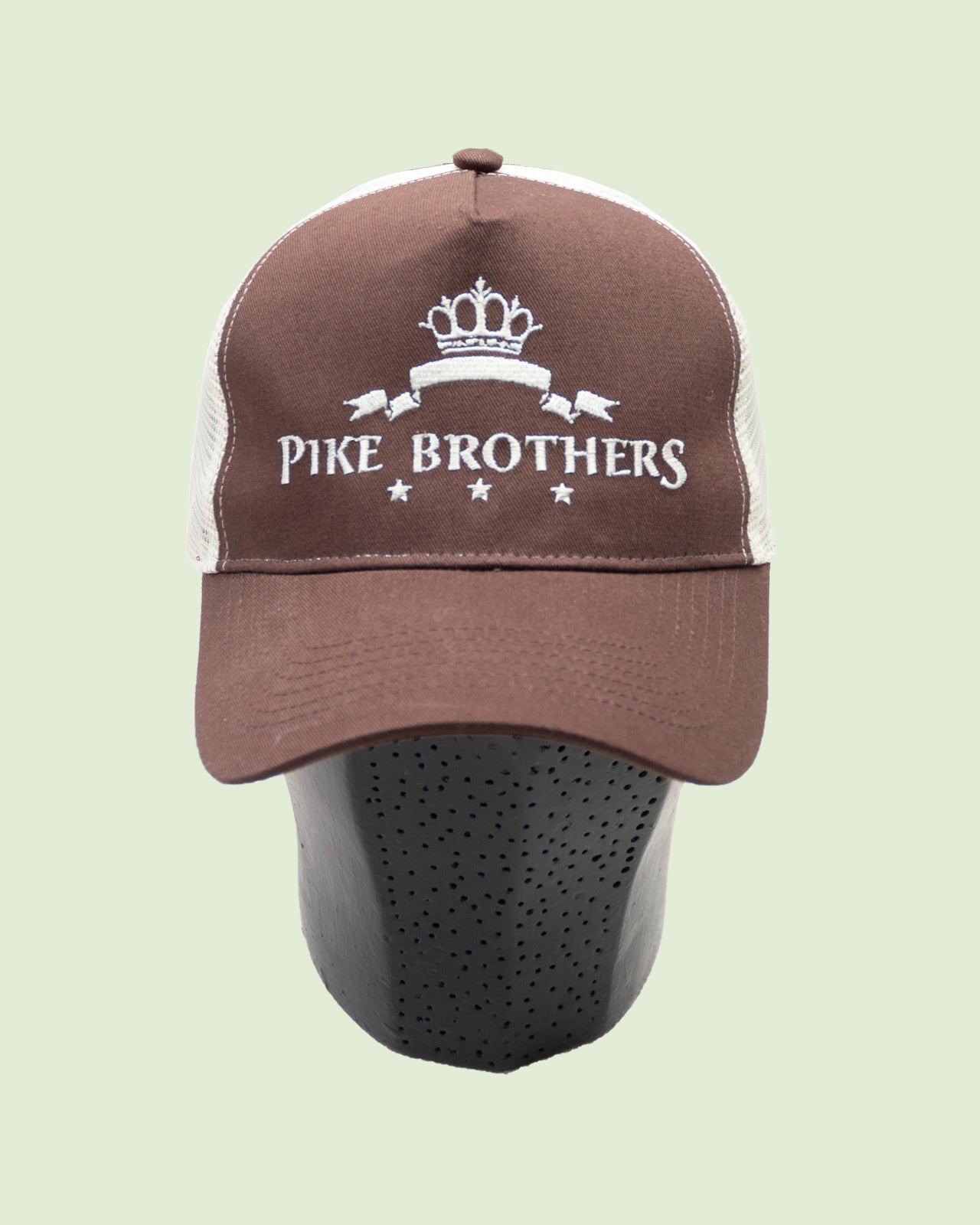 1967 Cap PB Logo Brown