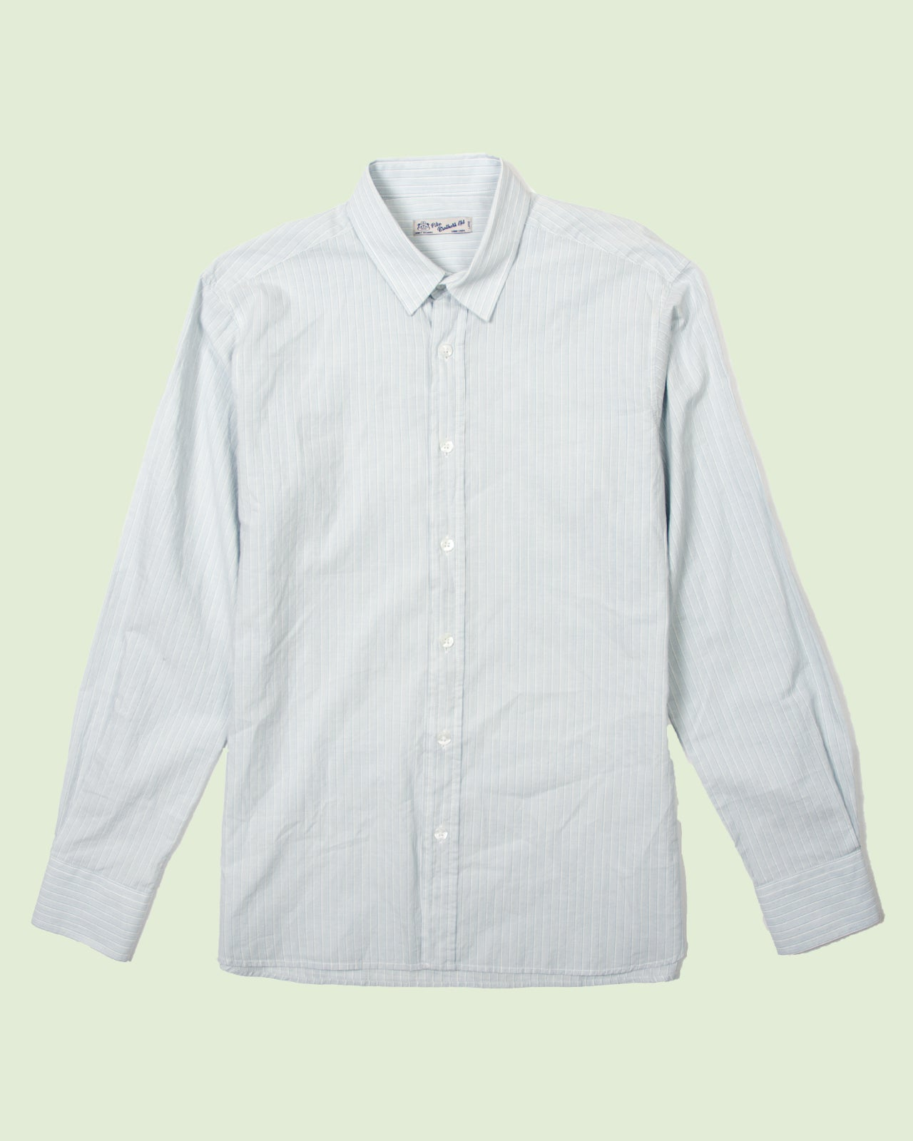 1947 Salesman Shirt Brooklyn Blue