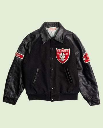Varsity Jacket Raiders