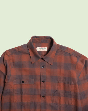 1937 Roamer Shirt Leeroy Red