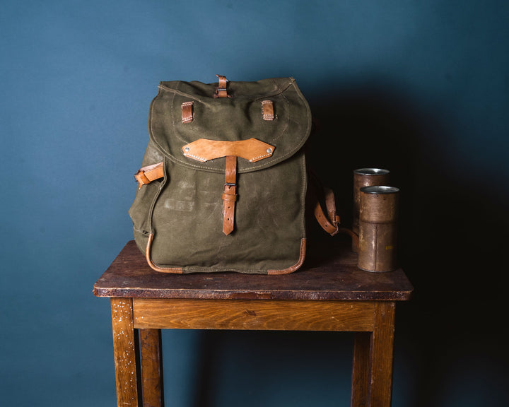 Romanian Army Backpack