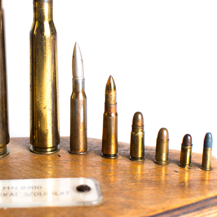 Hungarian Bullet Display