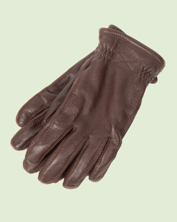 Hestra Sarna Brown Gloves