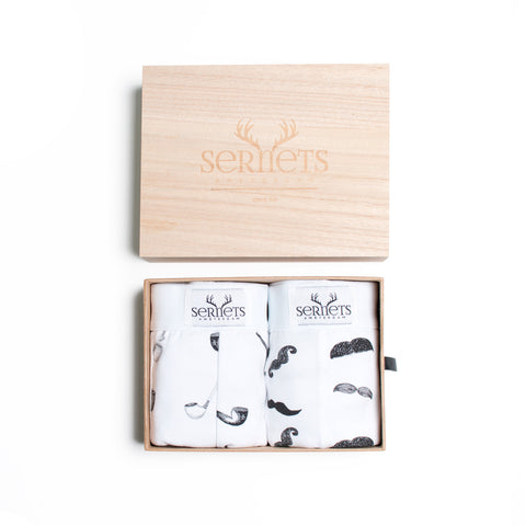 Sernets Boxer Set - Prints