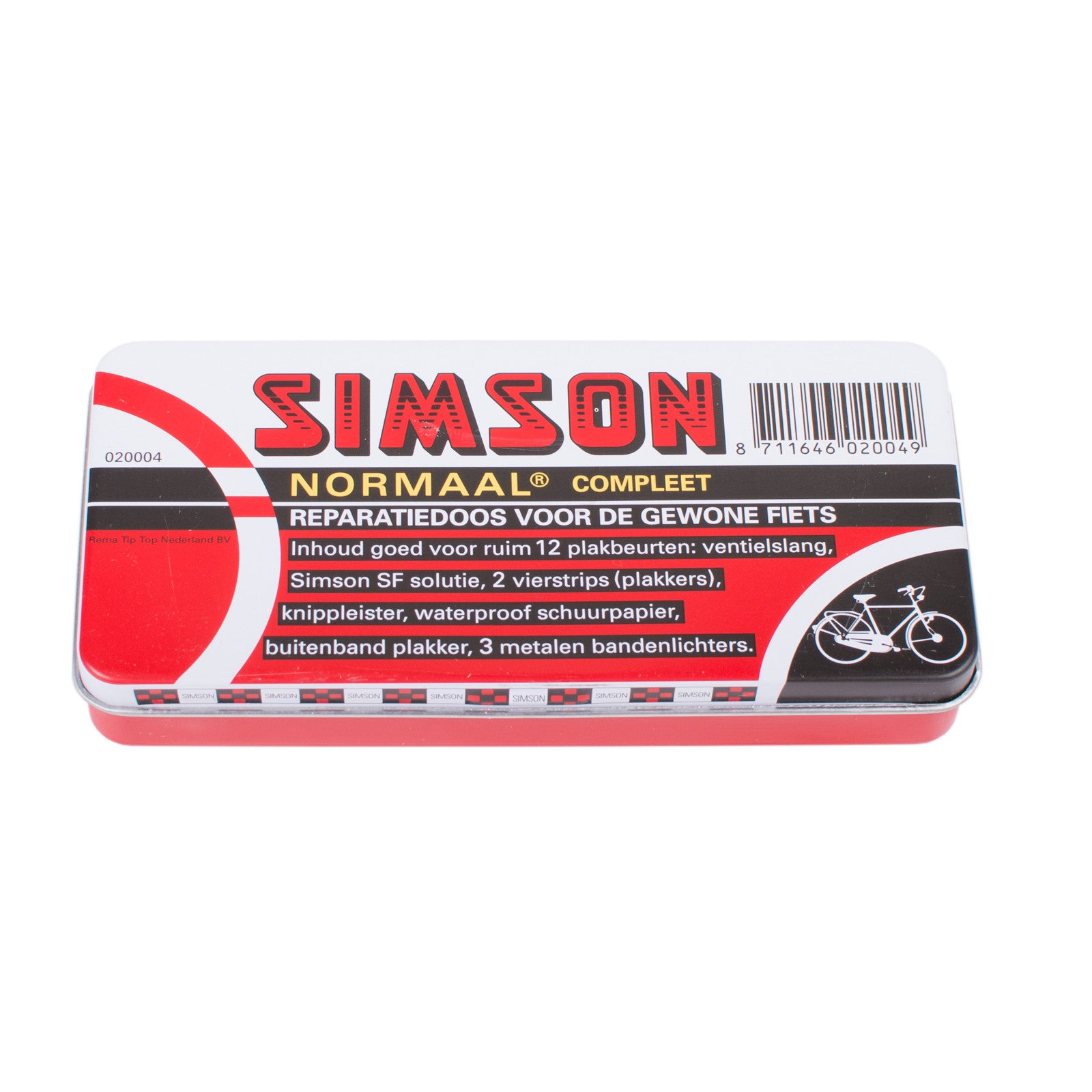 Simson Tyre Repair Kit