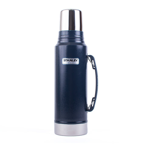 Stanley 1L Thermoskan Blauw